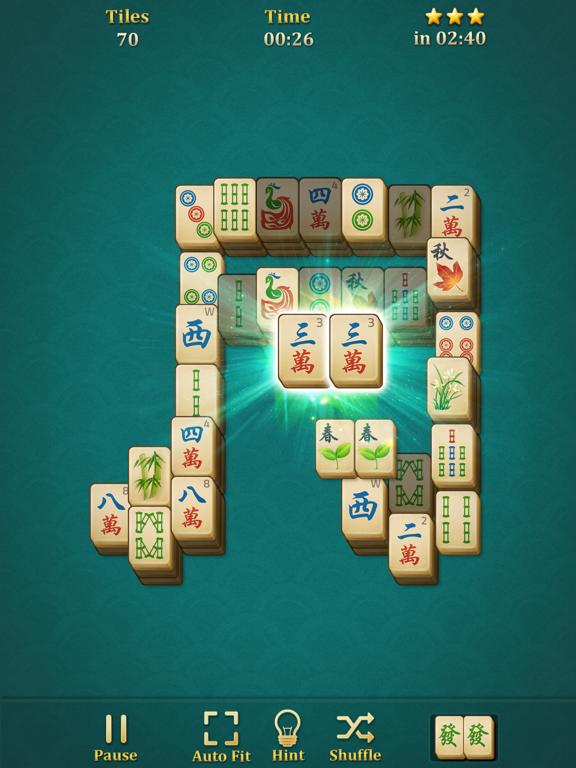 Mahjong Solitaire: Classic screenshot 7