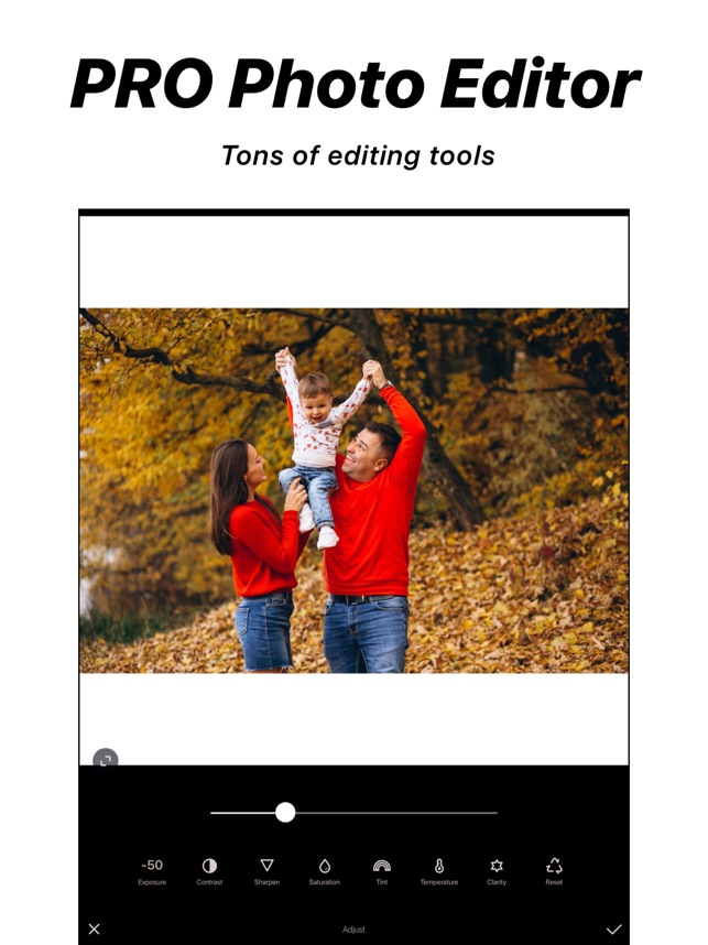 Ṗhoto Editor Screenshot