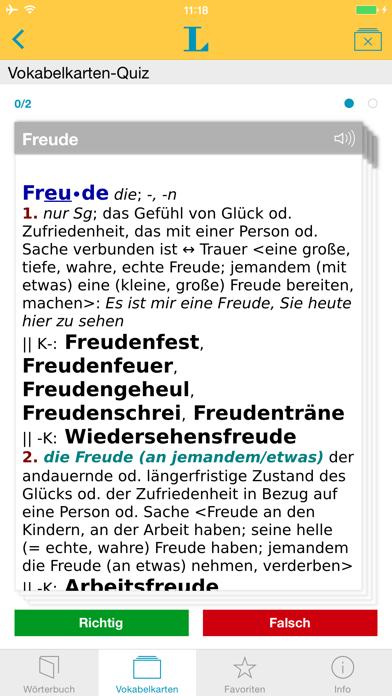 DaF Wörterbuch Deutsch-Deutschのおすすめ画像3