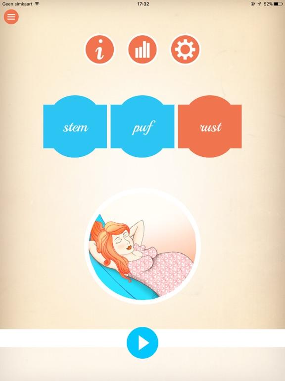 Bevallingscoach | zwangerschap iPad app afbeelding 1