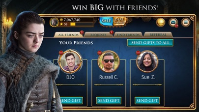 Game of Thrones Slots Casino for windows pc