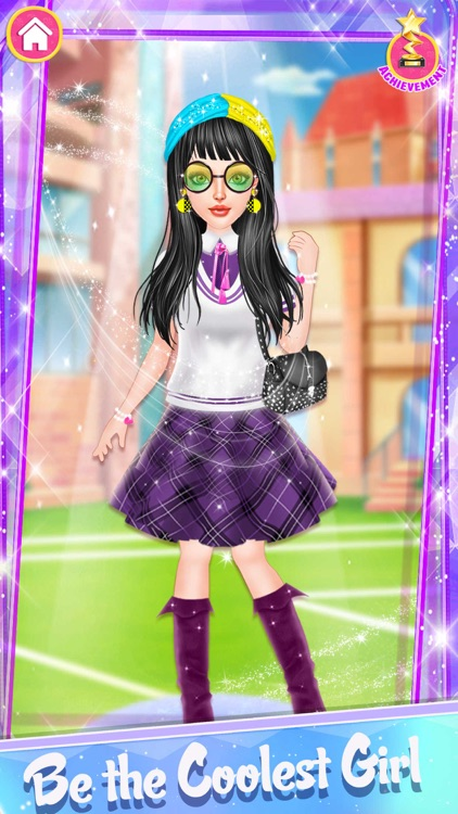 High School Dress Up Stylist screenshot-4