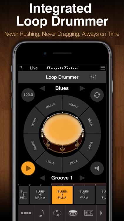 AmpliTube CS screenshot-4