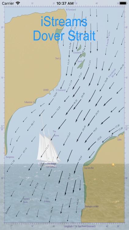 iStreams Dover Strait screenshot-0