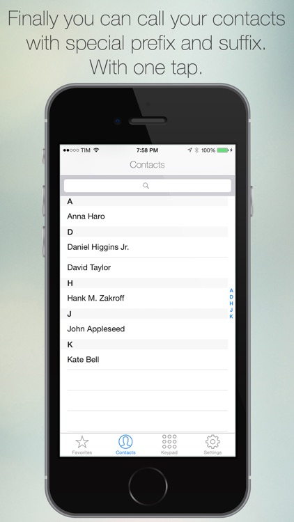 Bizphone PRO screenshot-0