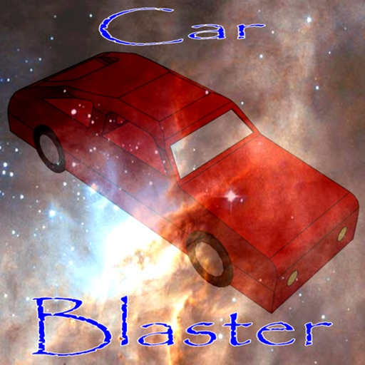 Car Blaster - The Space Wars
