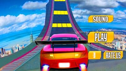 Mega Ramp Stunt Car Racing 4