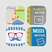 Measurement Toolkit Bundle: measures on screen & picture, PD & land survey on map