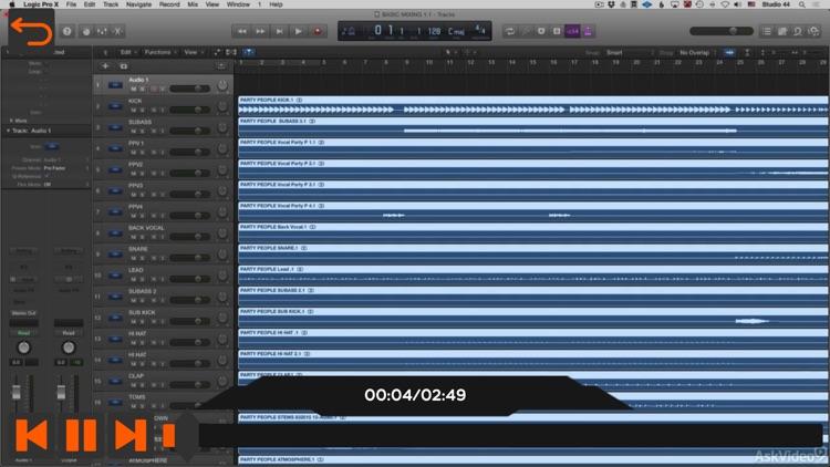 Mixing Dance Music Essentials screenshot-3
