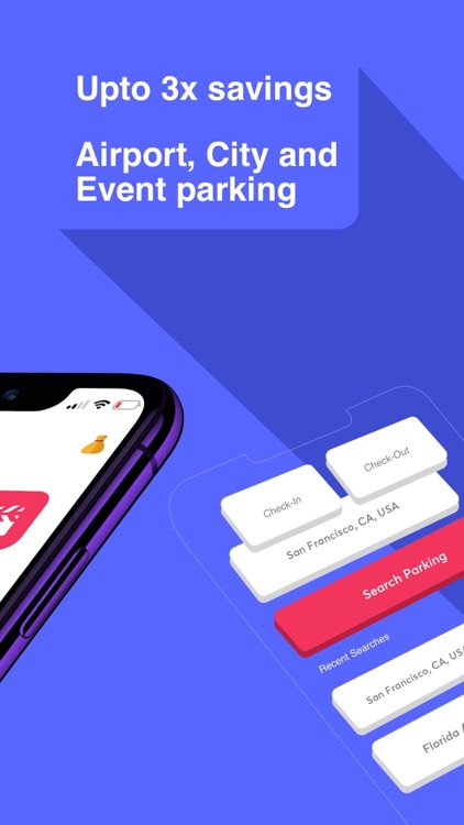 Way - Parking, Dining, Events