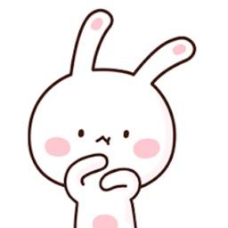 小兔子Emoji