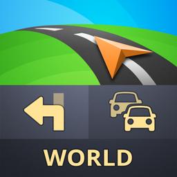 Ícone do app Sygic Mundo: Navegação por GPS