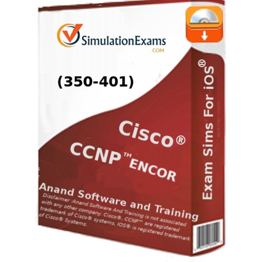CCNP ENCOR Exam Simulator