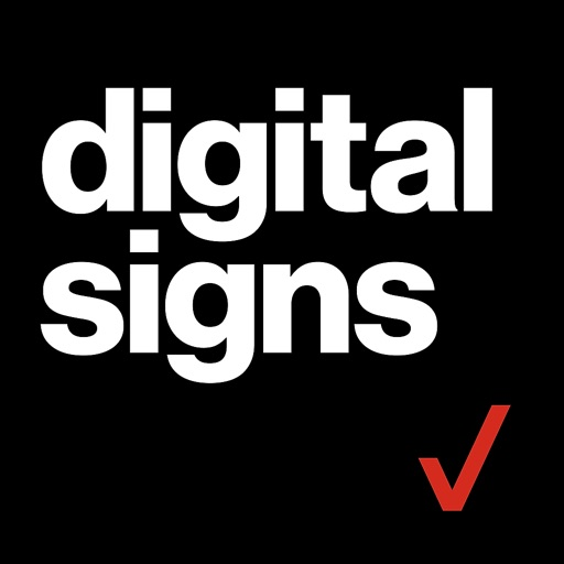 Verizon Digital Signage