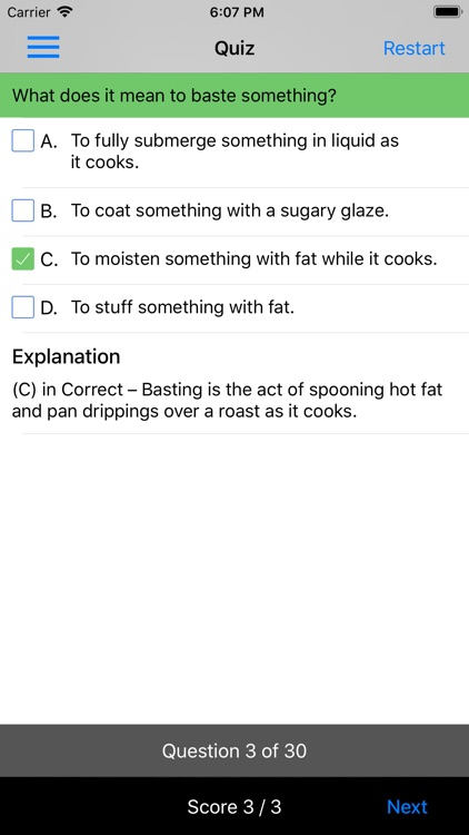CIA Cooking Methods - Volume 2 screenshot-3