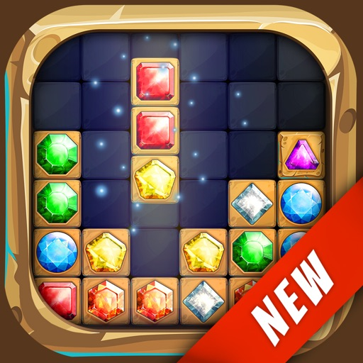 Block Jewel: Tentrix Puzzle
