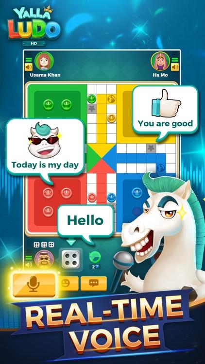 Yalla Ludo HD — For iPad