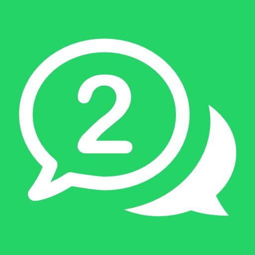 DualChat for WhatsApp & WeChat