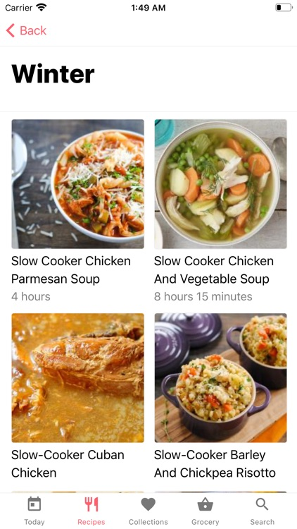 Crockpot Recipes: Slow Cooker screenshot-4