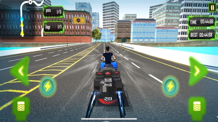 Quad Bike Racing and Drifting screenshot-4