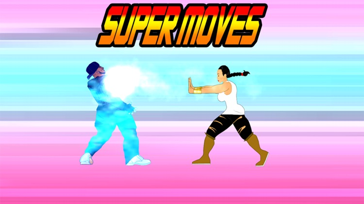 ESCAPE CHIRAQ - Fight Action screenshot-5