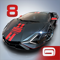 App Icon for Asphalt 8 - Drift Racing Game App in United States IOS App Store