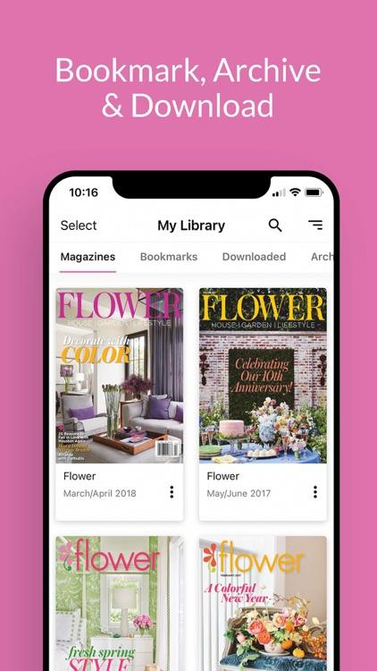 Flower Mag screenshot-3