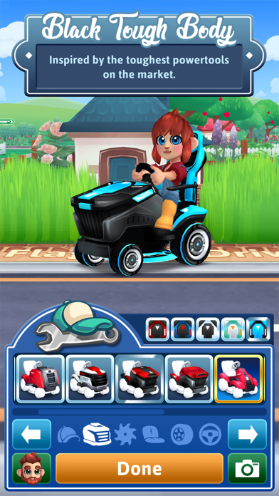 It's Literally Just Mowing screenshot 6