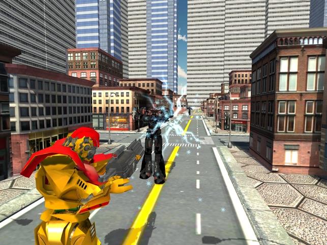Trò chơi Robot ô tô đa máy bay