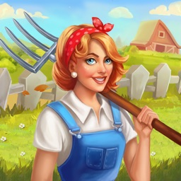 Jane's Farm: farming town