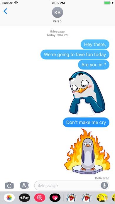 Screenshot for Little Penguin Pack in United States App Store