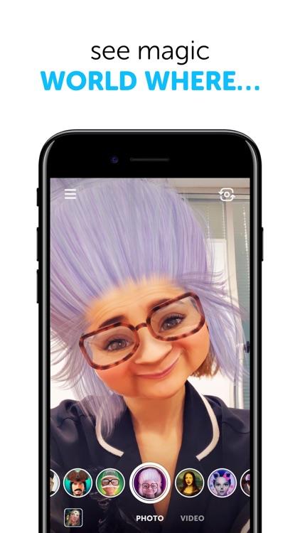 Banuba: Face Filters & Effects screenshot-0
