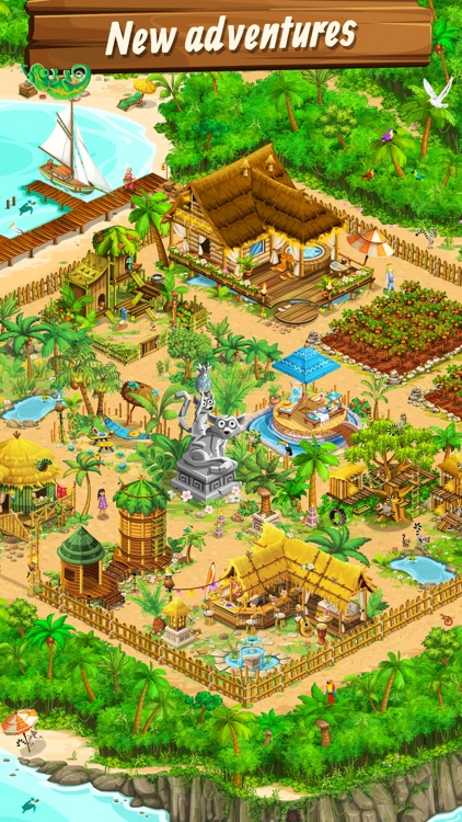Big Farm: Mobile Harvest screenshot-5
