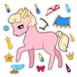 Chibi Unicorn - Avatar Creator
