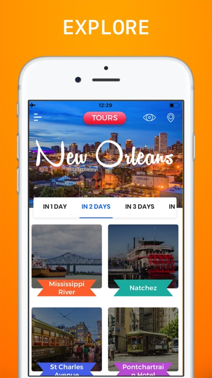 New Orleans Travel Guide screenshot-2