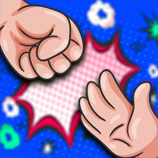 Rock Paper Scissor Battle