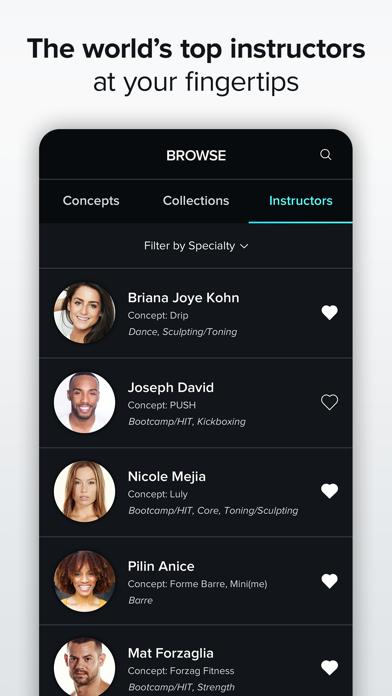 NEOU: Fitness & Exercise Appのおすすめ画像7