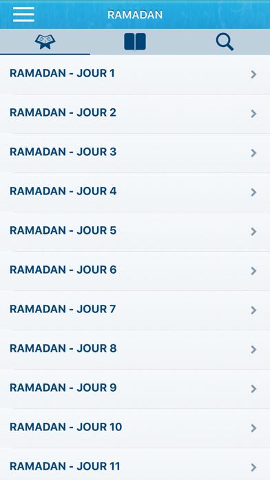 Ramadan 2020 : Français, Arabe screenshot one