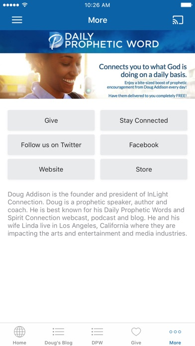 Doug Addison App