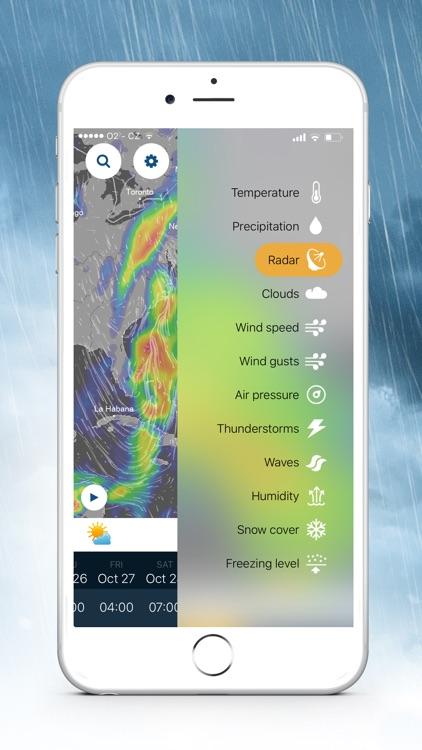 Ventusky: Weather Maps screenshot-3