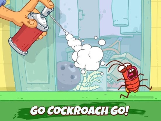 Cockroach Go! screenshot 6