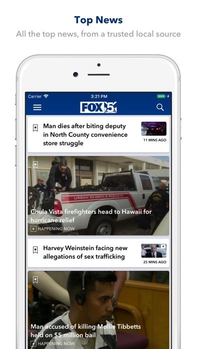 Screenshot #5 for FOX 5 News - San Diego