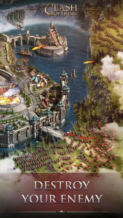 Clash of Empire: Global War screenshot-0