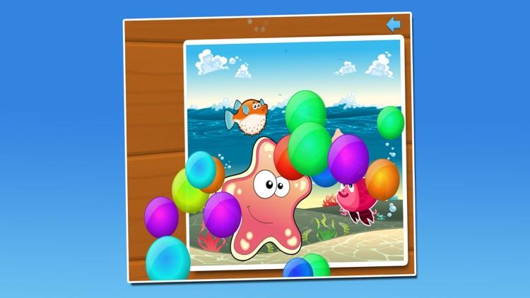 Fish puzzle - fun for kids screenshot-3