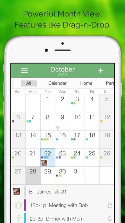 Extreme Calendar