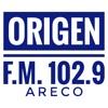 Origen Areco FM 102.9