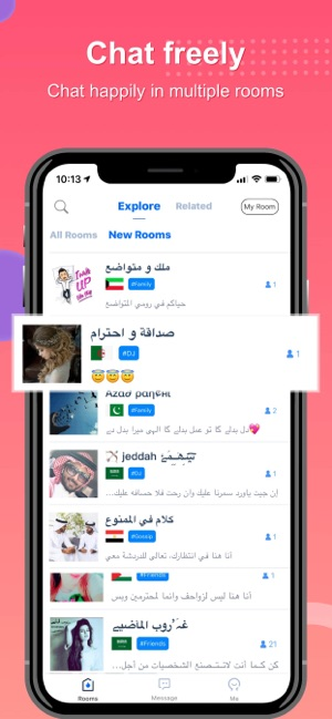 jeddah chat online