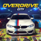App Icon for Overdrive City App in Mexico IOS App Store
