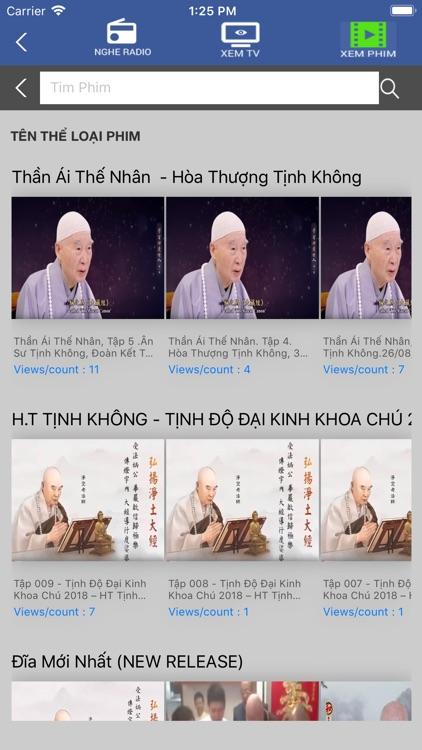 Ve Tinh TV screenshot-3