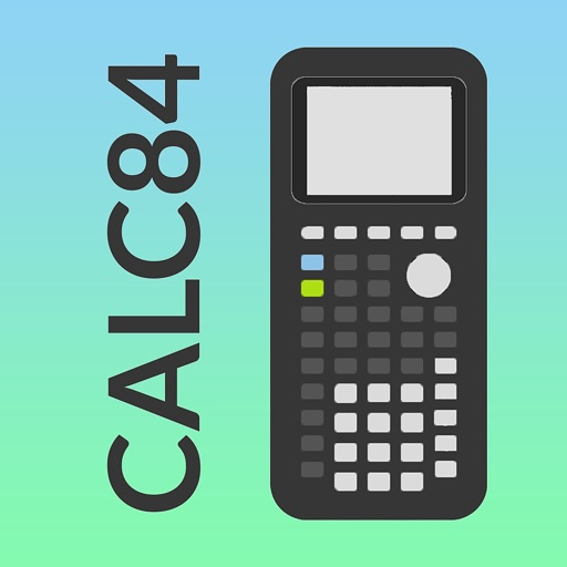 Graphing Calculator 84